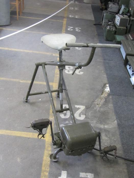Tretkurbelgestell GT-58