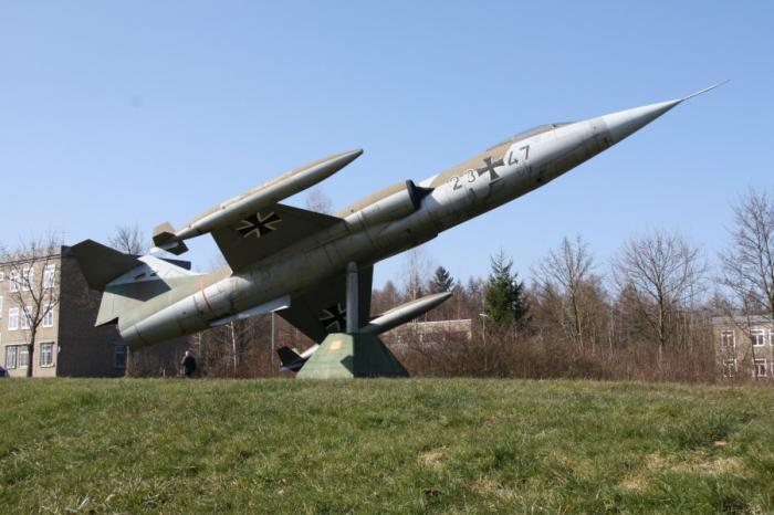 Starfighter F-104 G
