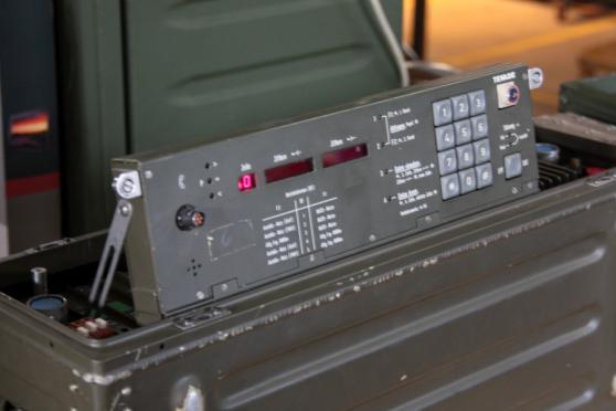 Schnittstellengerät NATO - STANAG 5040