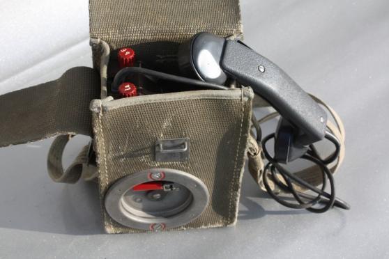 Feldtelefon  FT-50