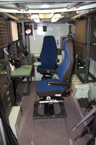 Fernsprechbetriebstrupp 30 (FspBtrbTrp30) in Kabine I