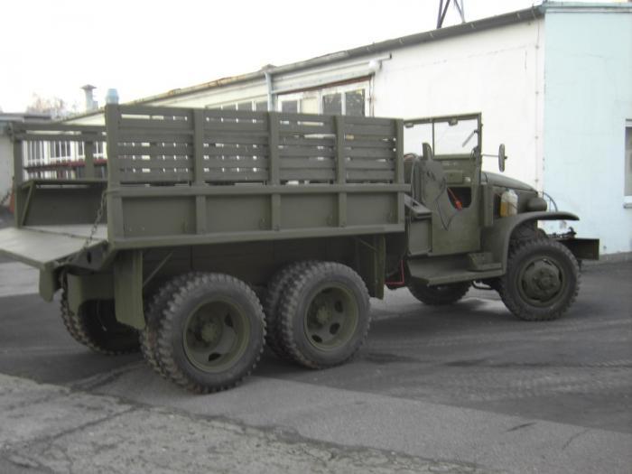 GMC 6x6